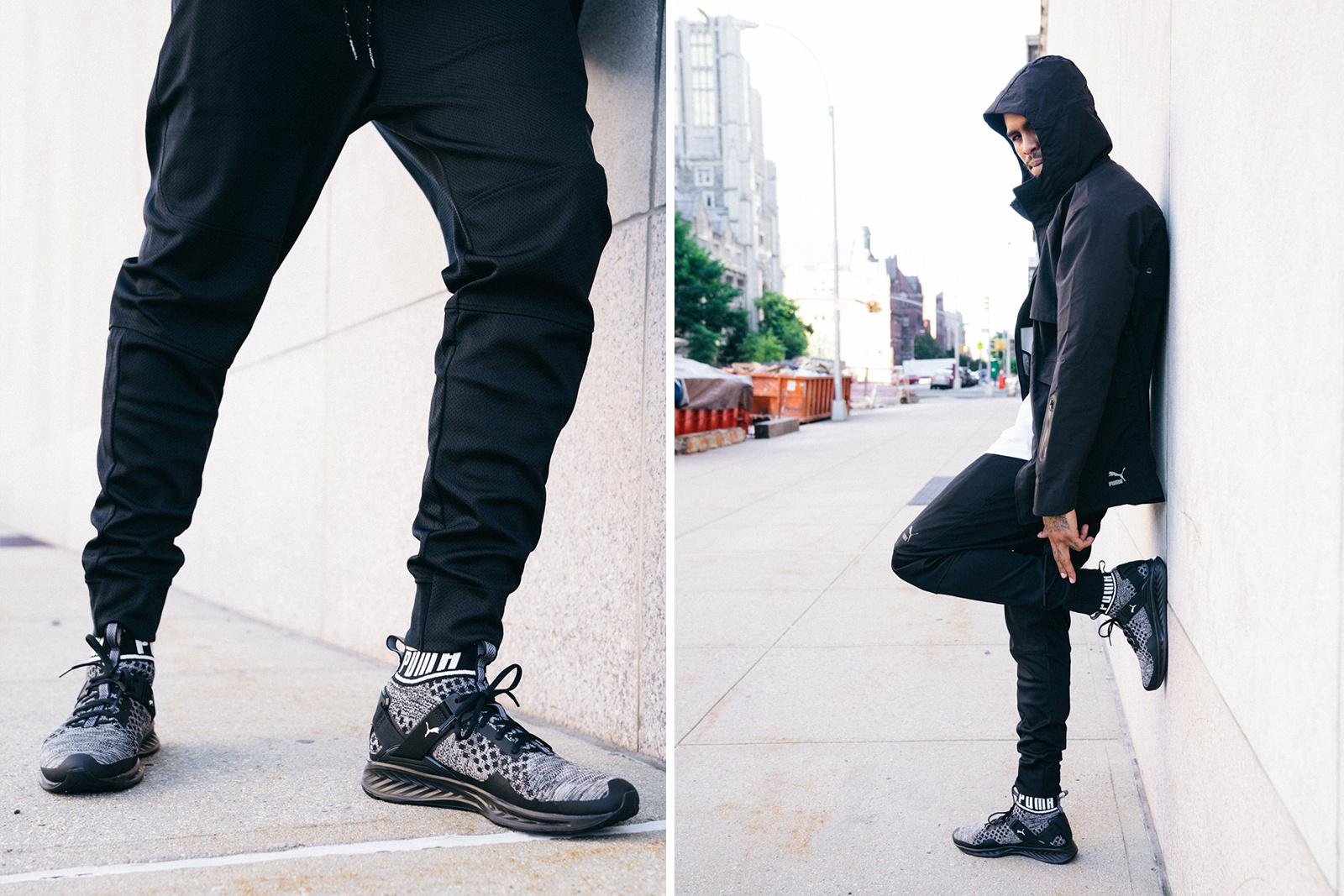 puma ignite 3 evoknit sneaker